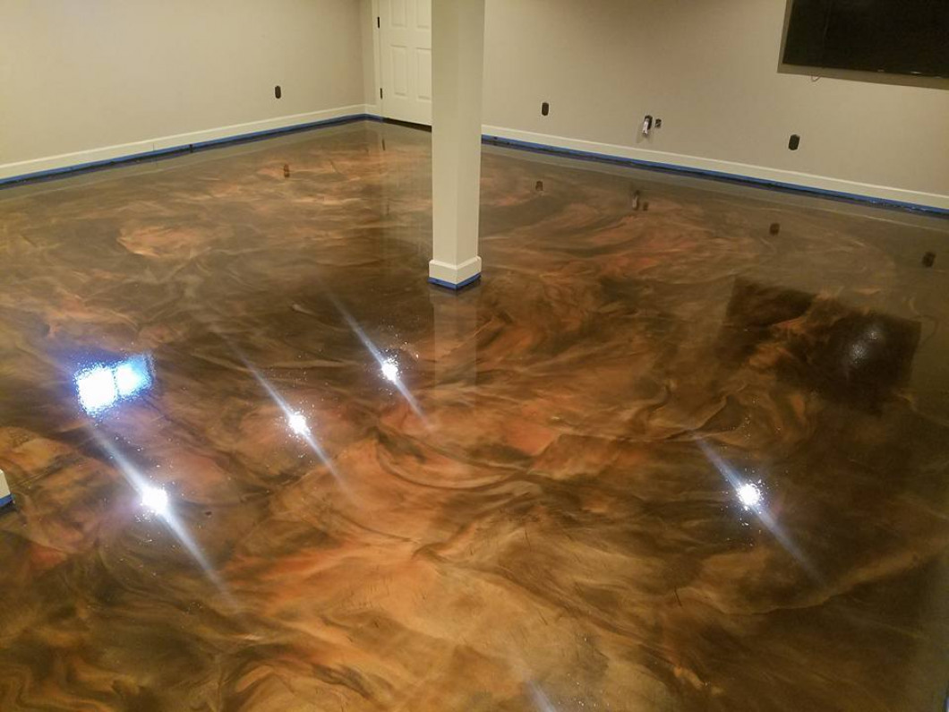 epoxy floor coating cleveland mo